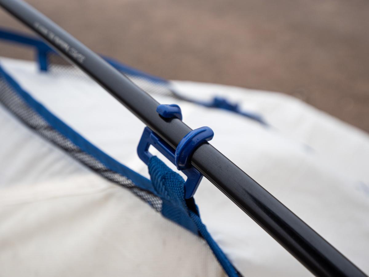 プロモンテ VL25 テントの吊り下げフック