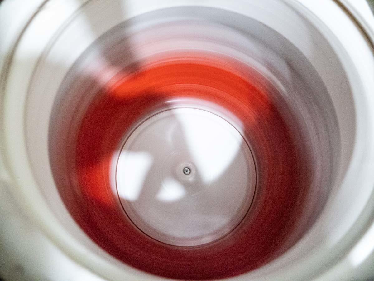 洗濯機でダウンシュラフを脱水