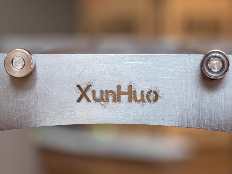 チタン焚き火台 XunHuo