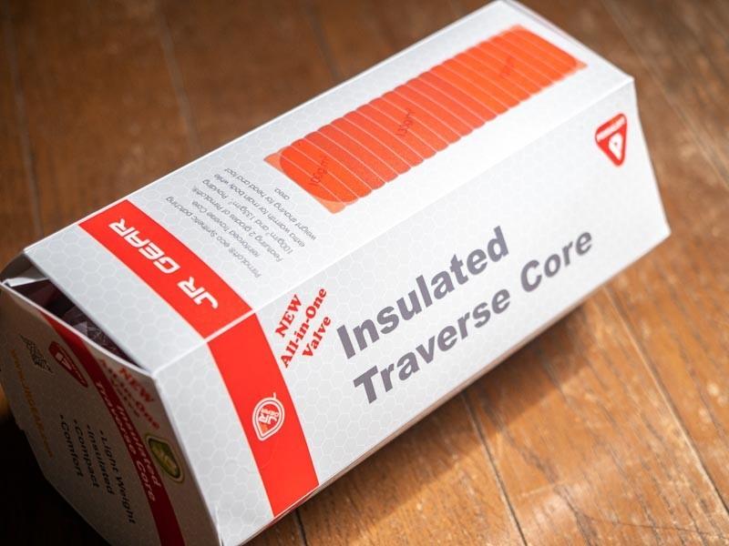 JRgear Insulated Traverse Core(インシュレーテッドトラバースコア)IMT035
