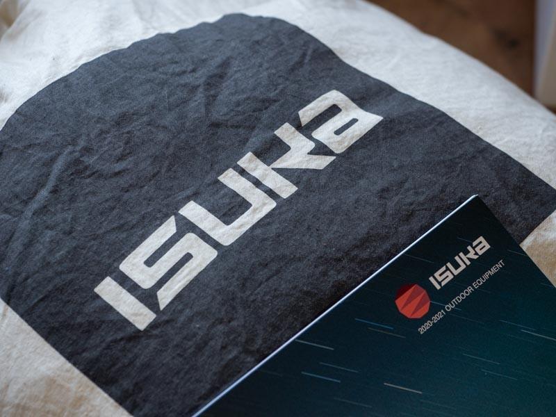 ISUKAの寝袋