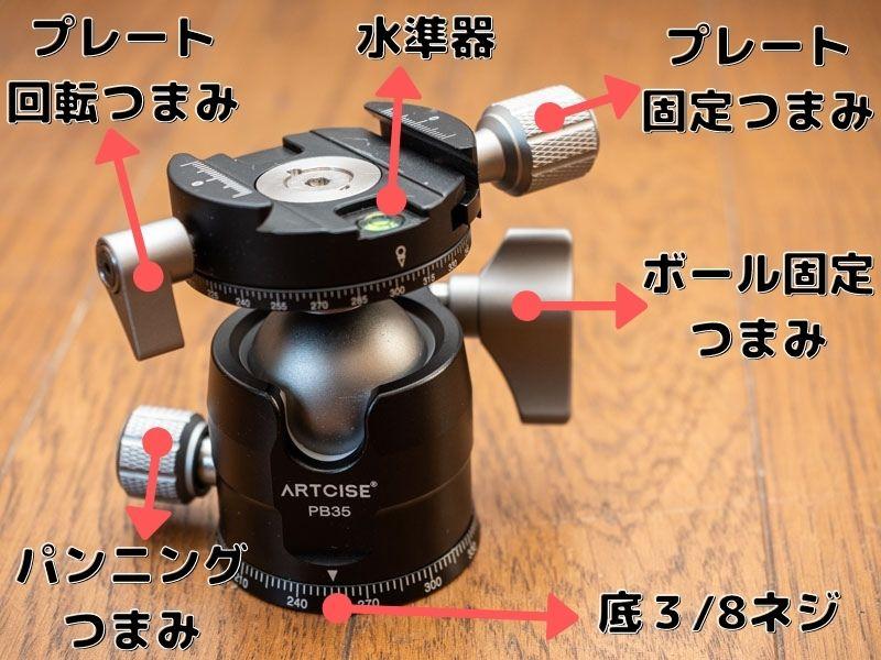 ARTCISE PB35