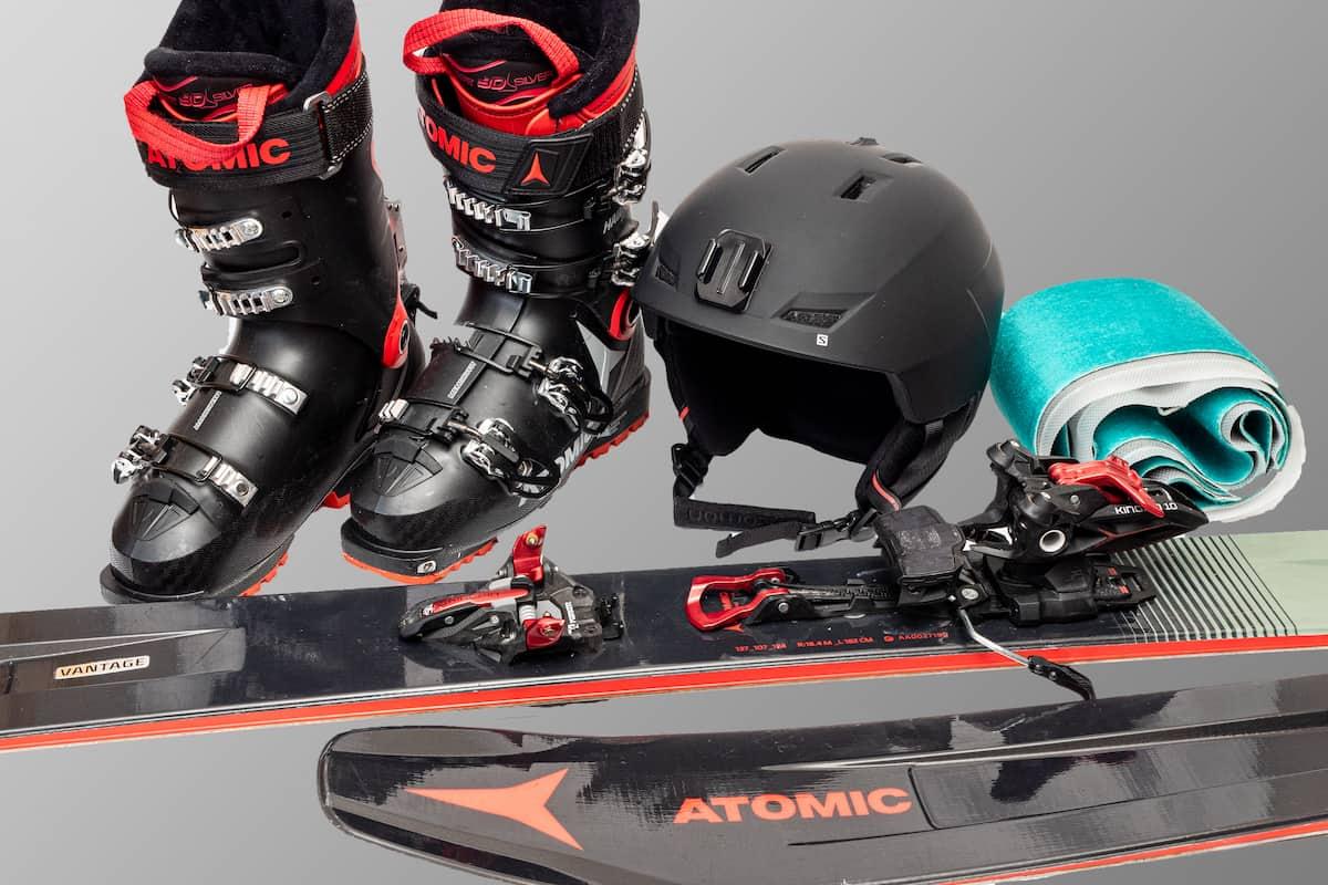スキー道具一式