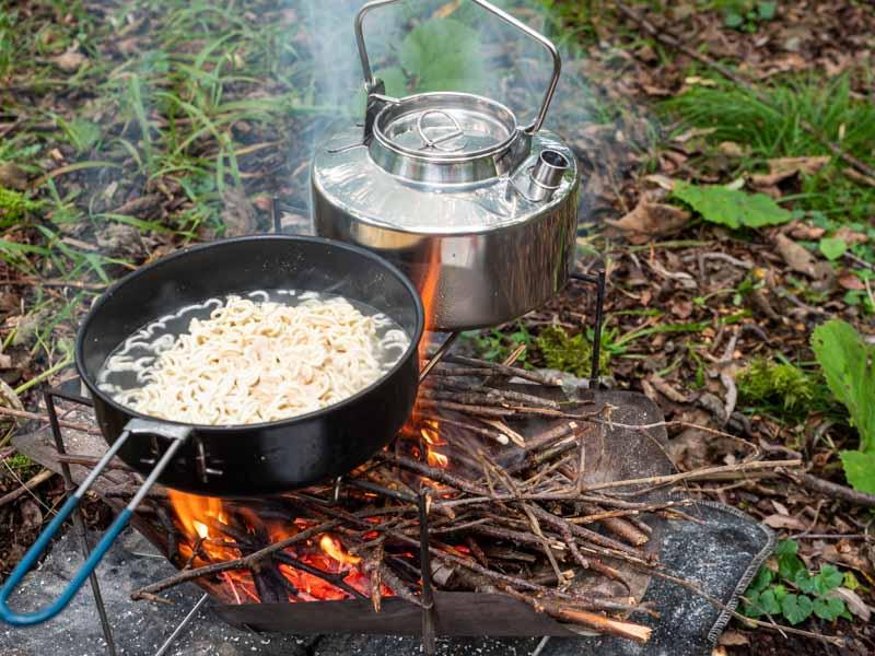 campingmoon ピコグリル 五徳