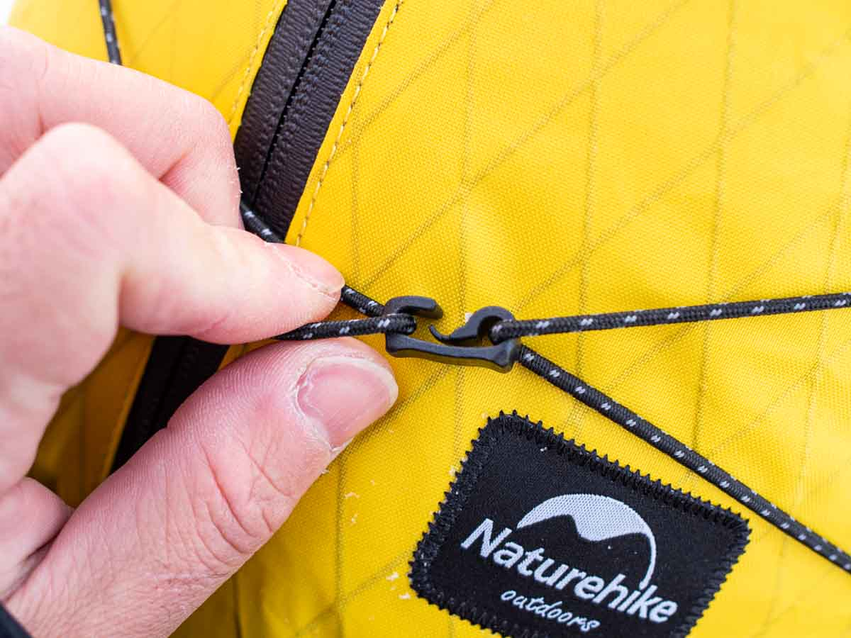 ネイチャーハイク 25+5L バックパック