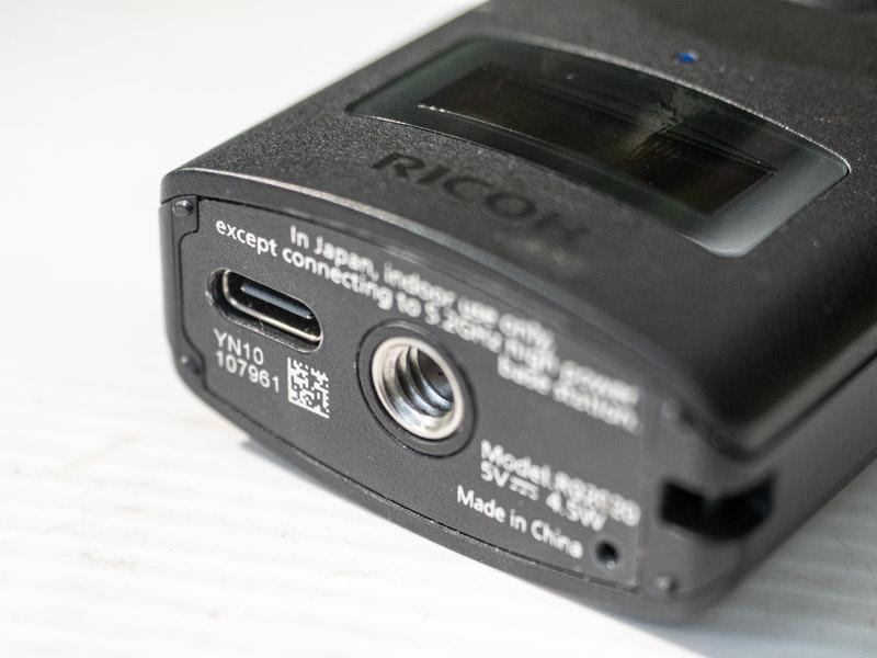 RICOH THETA Z1 USB Type-C