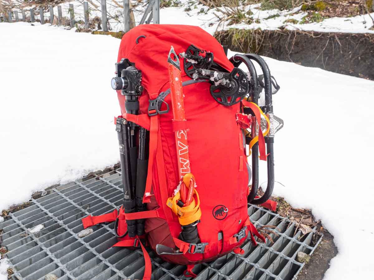 テント泊登山装備