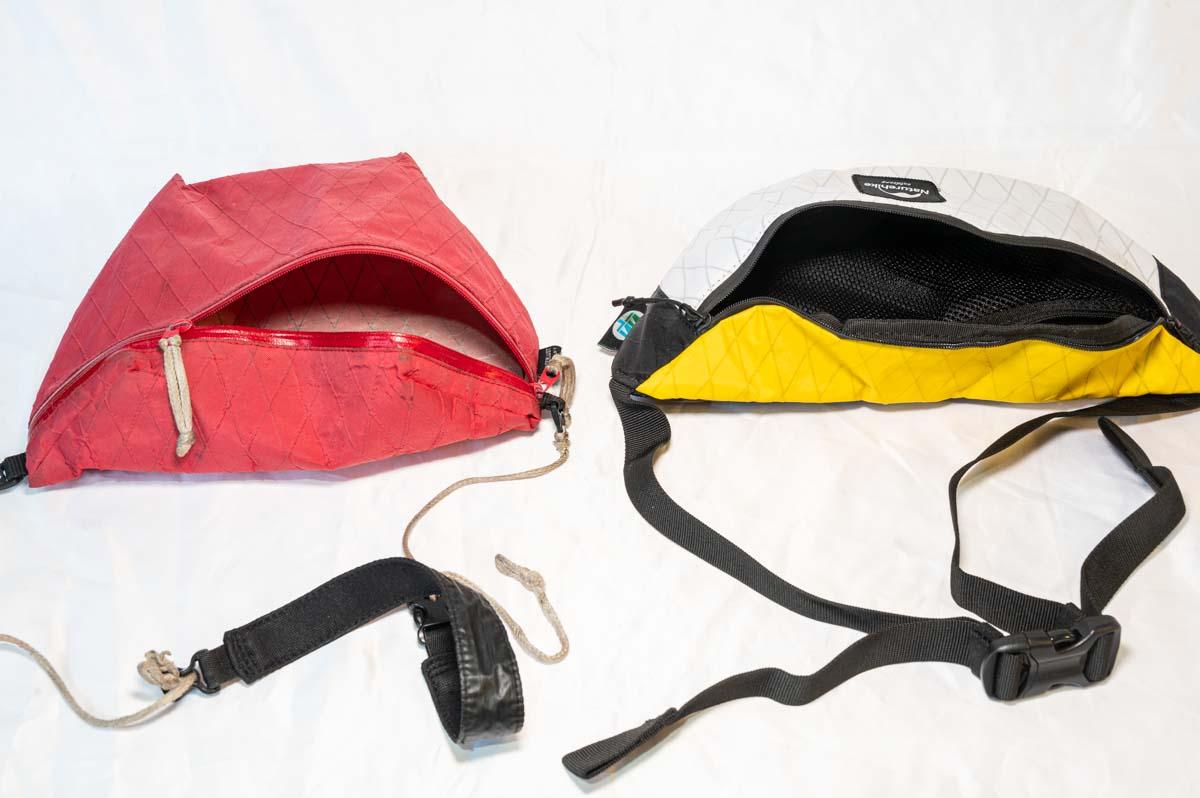 ネイチャーハイク X-PAC ポーチ カンパラパック
