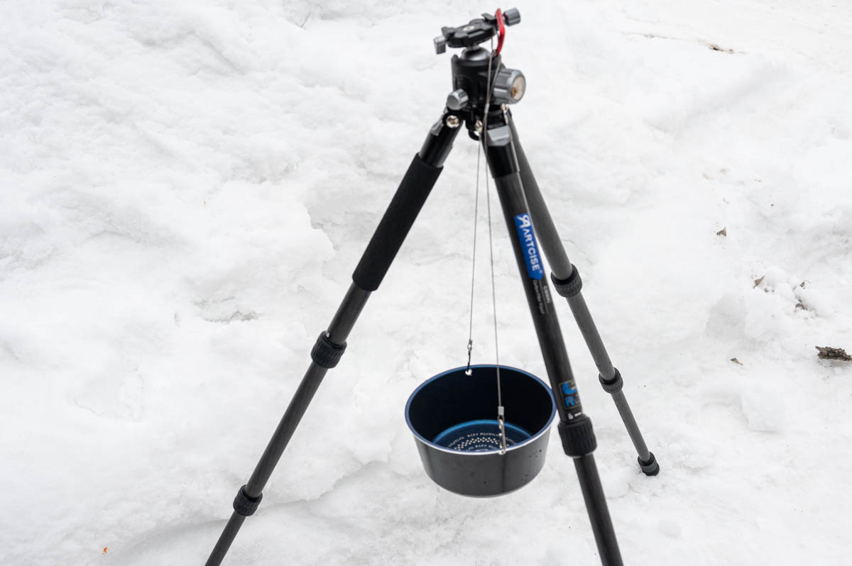 パール金属 鍋 HB-2440 穴あけ