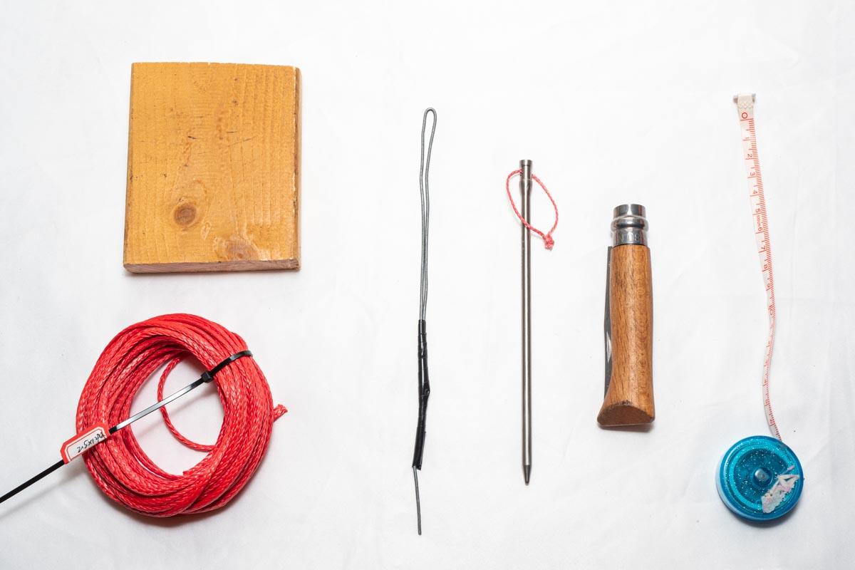 ウーピースリング自作道具