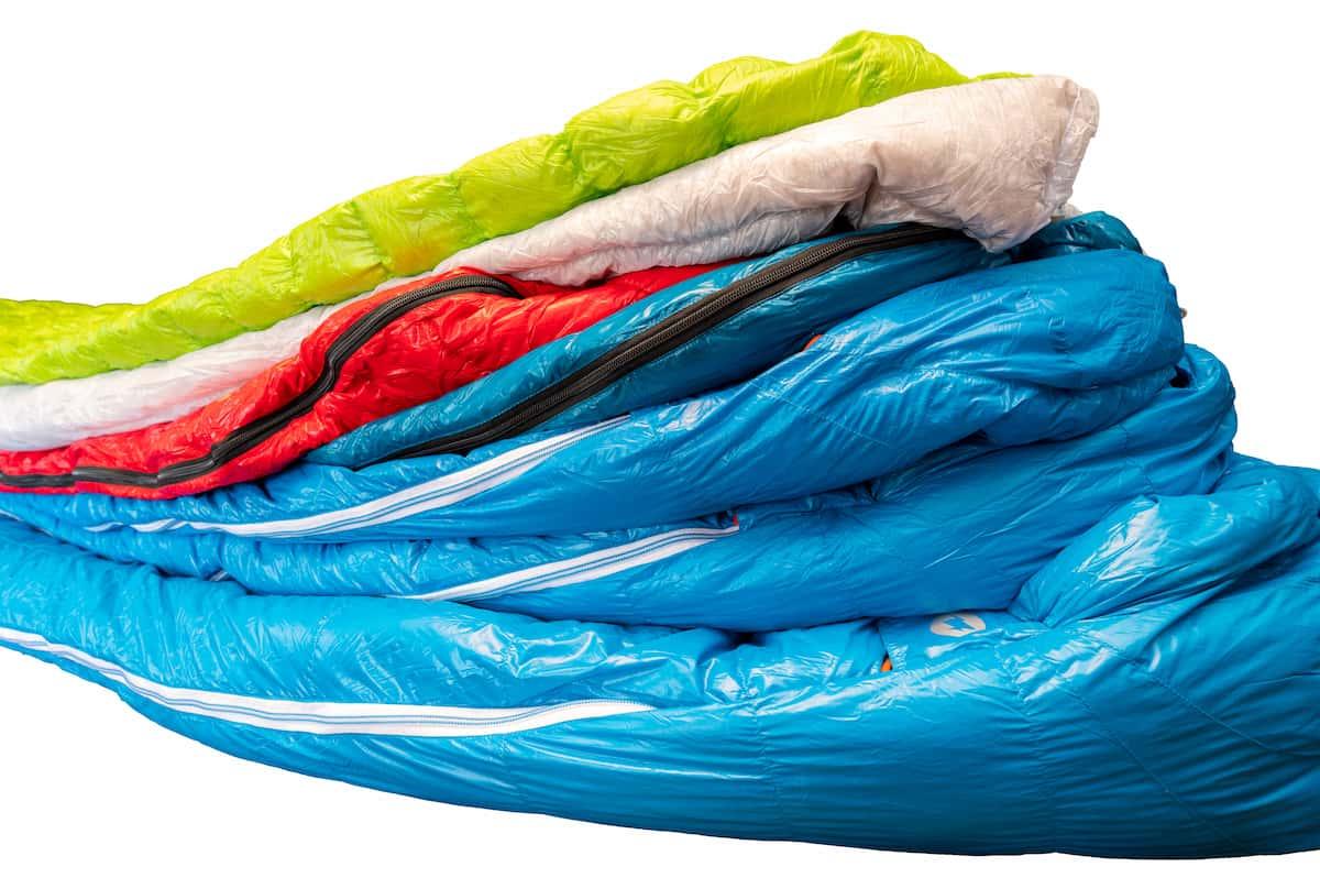 aegismax 寝袋